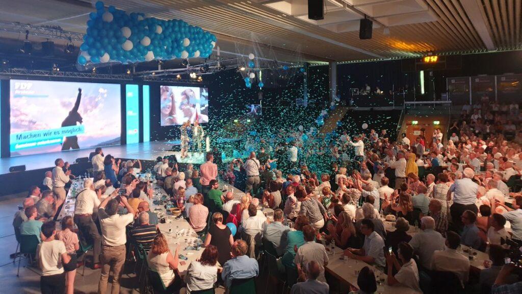 Lancement de campagne PLR Aarau 2